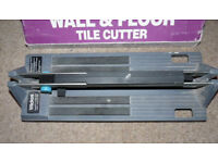 *Reduced* Wickes Wall and Floor TILE CUTTER, Used