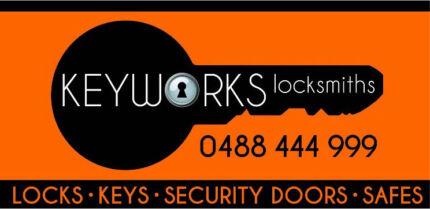 Keyworks Locksmiths Morphett Vale Morphett Vale Area Preview
