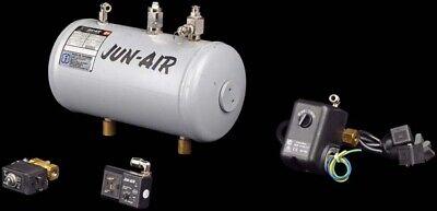 Jun-air Of302-4m 1.1 Gallon 4 Liter 120 Psi Air Compressor Tank