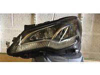 2013 2014 2015 MERCEDES E CLASS W207 AMG PASSENGER XENON LED HEADLIGHT HEADLAMP