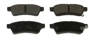 REAR BRAKE PADS  SET 1100,fits: NISSAN Frontier Xterra