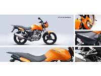 Zontes Panther 125 Commuter Touring Grey LEARNER LEGAL MOTORCYCLE MOTORBIKE