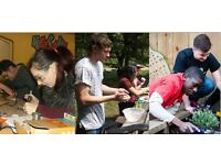 The Prince's Trust Fairbridge Programme taking place at the Solent Centre on 27th February