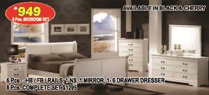 Mattresses & bedroom sets - Global Furniture