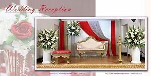 WEDDING DECORATION AND PARTY HIRE Fairfield Fairfield Area Preview
