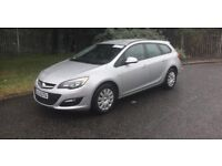 2013/13 Vauxhall Astra✅Exclusive 1.7CDTI ECO✅0 PRE OWNERS✅FULL SERVICE✅2KEYS