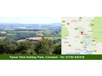 Holiday Home in Cornwall, Spectacular Views, 35ft x 12ft / 2 Bedroom Caravan