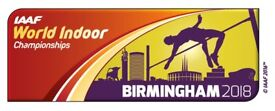 World Indoor Athletics Championships - Volunteers Required