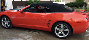 2012 Chevrolet Camaro SS 2RS Convertible