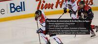 Hockey libre au Complexe Bell partir de 8$/h