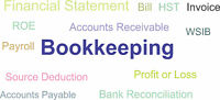20 years Experience Bookkeeping services