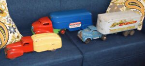 Anyone with a toy truck similar to these for sale?
