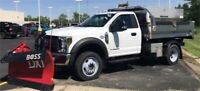 2019 Ford F550 4x4