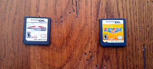 Mario Kart Nintendo DS & Mario Party - Cartridges Only