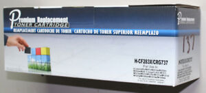 Canon  137 	Compatible Laser Toner Cartridge  .....  $24.99