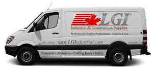 Industrial & Construction Supply Truck Franchise