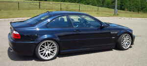 2005 BMW M3  - ZCP Competition Package