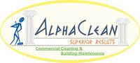AlphaClean Janitorial Service - Residential and Commercial.