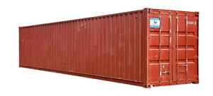 looking for a used storage container (Sea Can)