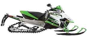 "2015 XF6000 SP ES 137"" Green or Orange (NEW)"