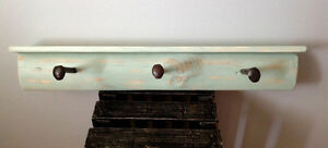 Custom wall coat rack Kitchener / Waterloo Kitchener Area image 1