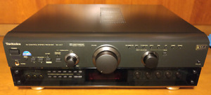 REALLY NICE VINTAGE TECHNICS STEREO RECEIVER