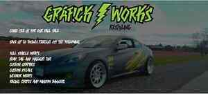 GrafickWorks Restyling – Vinyl Wraps, Graphics and Customization Kitchener / Waterloo Kitchener Area image 1