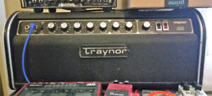 Traynor Reverb Master and 212 (price drop)