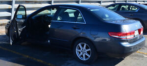 2004 Honda Accord EX-V6 Sedan