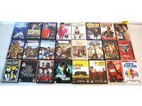 Job Lot 24 DVD Films