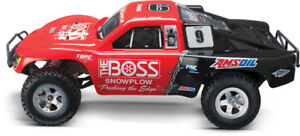 Traxxas 58034-1-MARK 1/10-Scale 2WD Short Course Racing Truck