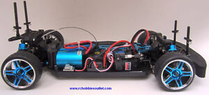 New RC Car Brushless Electric 1/10 Scale 2.4G 4WD LIPO Kitchener / Waterloo Kitchener Area image 10