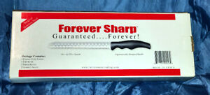 Forever Sharp - Knives, inc. Filet knife and 2 x paring knives