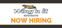 Kitchen Positions Available