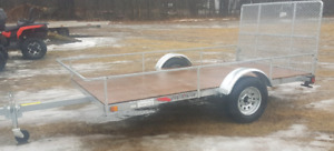 Leftover 2018 Remeq utility trailers
