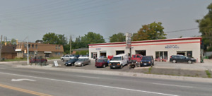 Auto Shop in Markham for sale ONLY for $229000