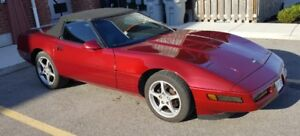 1992 Corvette Convertible LT1