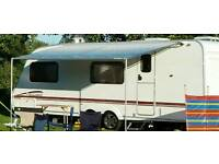 Fiamma caravanstore 4m sun canopy + extras