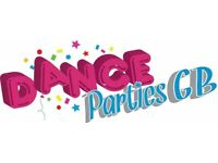 ** Unique dance parties for every special occasion with Dance Parties GB **