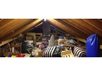 WANTED HOUSE ,LOFT , GARAGE , SHED , OUTHOUSE CLEARANCE ITEMS