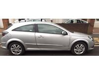 Vauxhall Astra 1.6 i 16v SXi Sport Hatch 3dr, Only 37400 mileage, 1 year MOT, Full service history