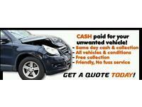 CARS VANS CARAVANS 4x4s WANTED FOR CASH 07954802535