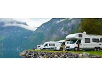 Motorhome Hire - 5 Berth Yorkshire area