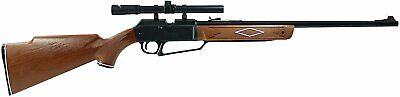 Daisy PowerLine 880 Multi-Pump Pneumatic BB & Pellets Brown Air Rifle (Refurb)