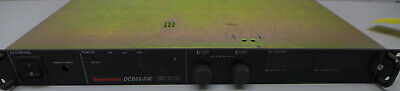 Sorensen Dcs 33-33e Dc Programmable Power Supply Tested And Working