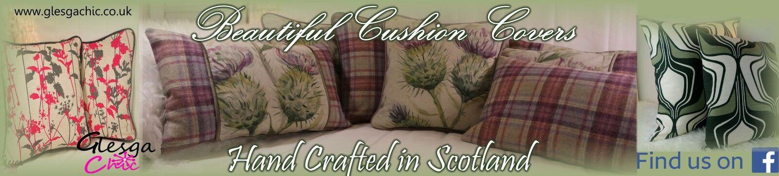 GlesgaChic Cushions Plus
