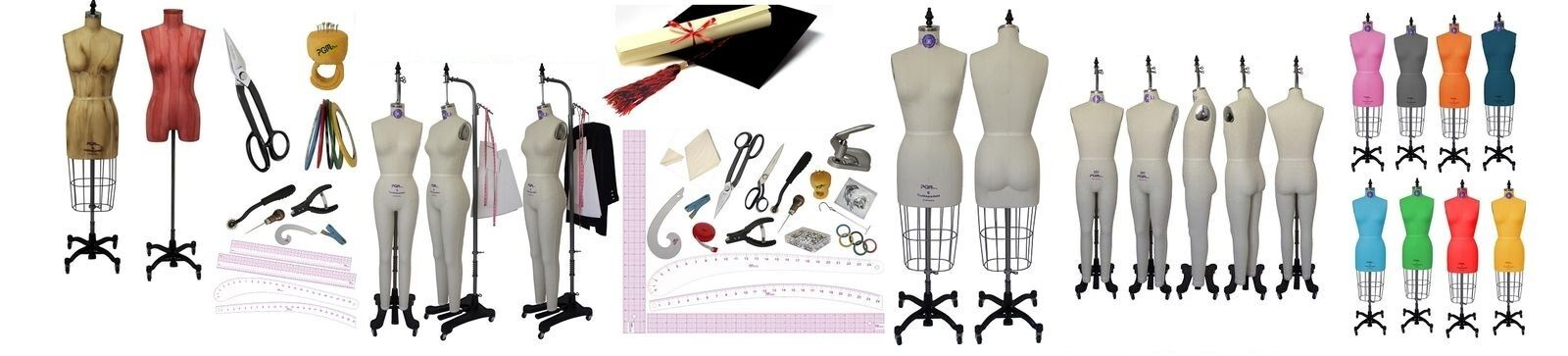 Only Dress Form & Pattern Tools