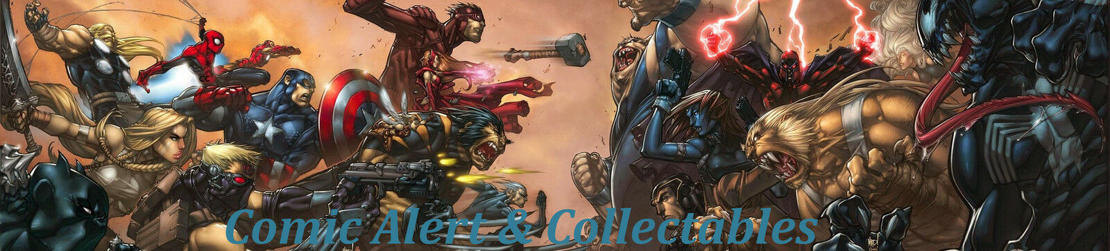 Comic Alert and Collectables
