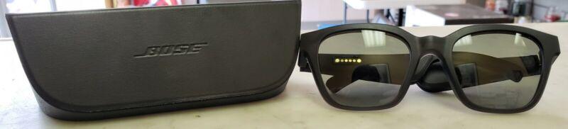 Bose BMD0006 Frames Alto Audio Smart Sunglasses - Black Bluetooth