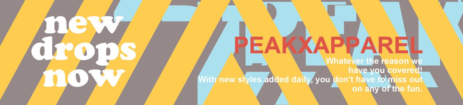 Peak X Apparel